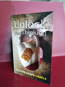 Unlock Your Thinking about labels